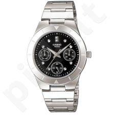 Moteriškas laikrodis Casio LTP-2083D-1AVEF