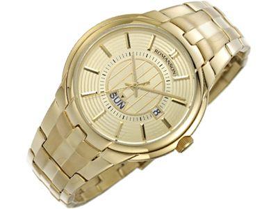 Romanson Classic TM0344MM1GA81G vyriškas laikrodis
