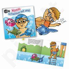 Knyga Ateik, plaukime kartu! 3152