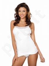 Babell medvilniniai marškinėliai GOYA (baltos spalvos)