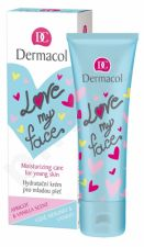 Dermacol Love My Face, Moisturizing Care, dieninis kremas moterims, 50ml
