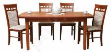 Stalas (S81) + 4 kėdės (KKR)
