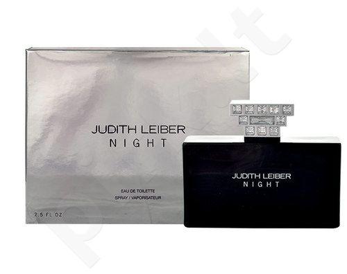 Judith Leiber Night, tualetinis vanduo moterims, 75ml