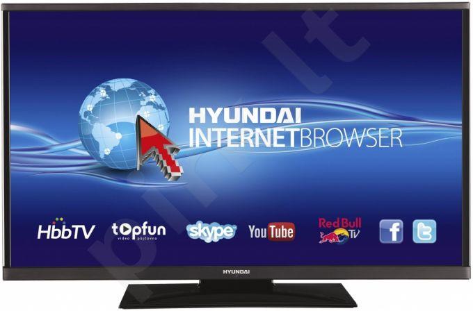 Televizorius Hyundai FL40211SMART 40'' 102cm LED FHD Smart, 100Hz