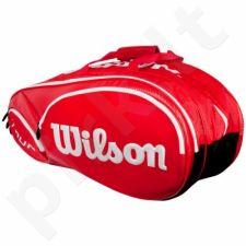 Krepšys tenisui Wilson Mini Tour Jr 6 Pack WRZ642506