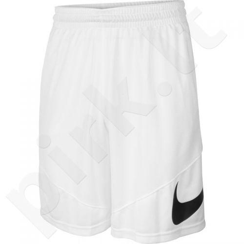 Šortai krepšiniui Nike HBR M 718830-100
