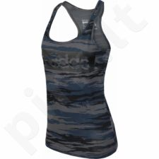 Marškinėliai Adidas Essentials Linear Allover Print W AY4817
