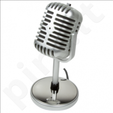 LogiLink Retro Style Microphone (table)