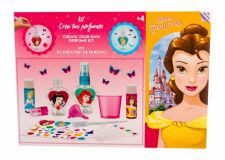 Disney Princess Princess, rinkinys tualetinis vanduo vaikams, (Create Your Own Perfume Kit - EDT 2x 10 ml + Bottle 2 pc + Stickers + Dropper + Measuring Cup + Funnel + Test Papers)