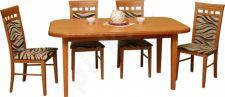 Stalas (S91) + 4 kėdės (KR)