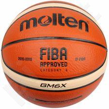 Krepšinio kamuolys Molten GM6X