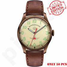 Vyriškas laikrodis STURMANSKIE Gagarin Vintage Retro 2609/3768201 Limituota Serija