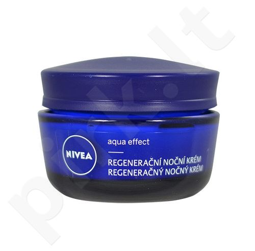Nivea Regenerating Night Care, kosmetika moterims, 50ml