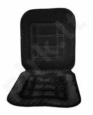 Automobilio sėdynės užtiesalas veliūr. AR-5137-1 black