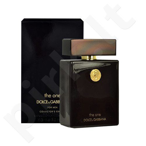 Dolce & Gabbana The One Collector, EDT vyrams, 100ml