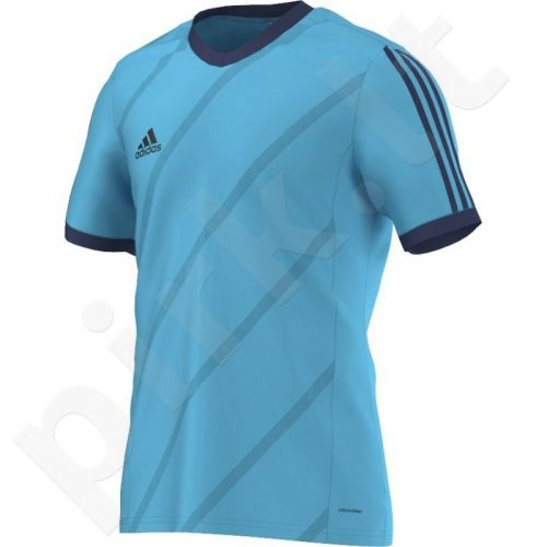 Marškinėliai futbolui Adidas Tabela 14 Junior F50276