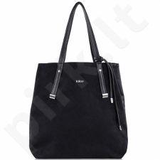 Rankinė moterims shopper Felice Rica FB06 juoda