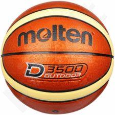 Krepšinio kamuolys Molten B7D3500