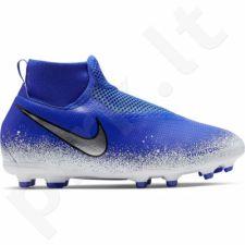 Futbolo bateliai  Nike Phantom VSN Academy DF FG/MG JR AO3287-410