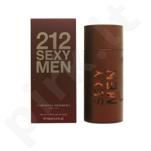 CAROLINA HERRERA 212 SEXY MEN edt  100 ml vyrams