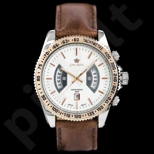 Vyriškas Gino Rossi laikrodis GR8225RS