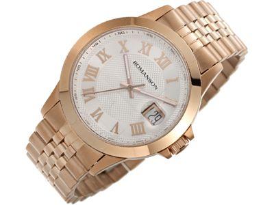 Romanson Classic TM0361MM1RAS6R vyriškas laikrodis