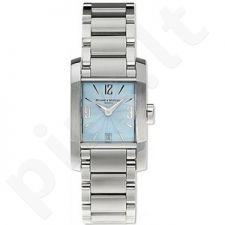 Moteriškas kvarcinis laikrodis BAUME & MERCIER DIAMANT 34mm