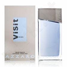 Azzaro Visit, tualetinis vanduo (EDT) vyrams, 100 ml