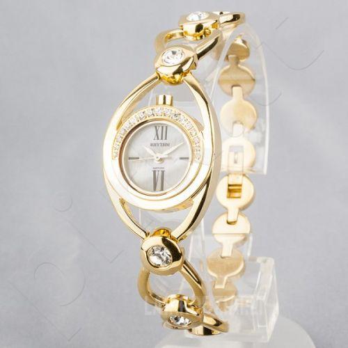 Moteriškas laikrodis Rhythm L1201S04
