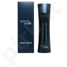 GIORGIO ARMANI ARMANI CODE edt  125 ml vyrams