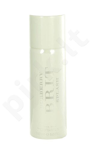Burberry Brit splash, dezodorantas vyrams, 150ml