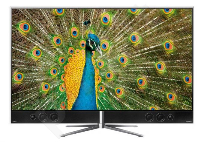 Television Thomson 55UA9806 55'' LCD, 4k ultra HD, 3D