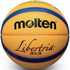 Krepšinio kamuolys Molten B33T2000 outdoor 3x3