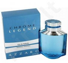 Azzaro Chrome Legend, tualetinis vanduo (EDT) vyrams, 40 ml