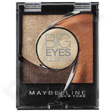 Maybelline Big Eyes, akių šešėliai moterims, 3,7g, (05 Luminous Purple)
