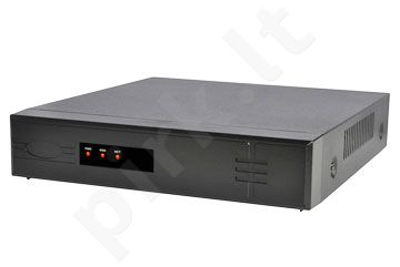 IP Network recorder 4 ch NVR4104-4PECO