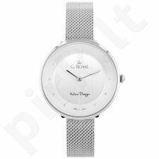 Moteriškas laikrodis Gino Rossi GR11915SB