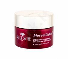 NUXE Merveillance Expert, Lift And Firm, Night Skin kremas moterims, 50ml