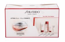 Shiseido LiftDynamic Cream, Bio-Performance, rinkinys dieninis kremas moterims, (Day Care 50 ml + Cleansing Foam 15 ml + Facial Water 30 ml + Facial Serum 5 ml + Eye Care 3 ml + kosmetika krepšys)