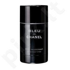 Chanel Bleu de Chanel, pieštukinis dezodorantas vyrams, 75ml
