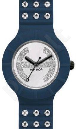 Laikrodis HIP HOP - CRYSTAL BLUE