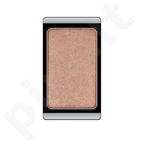 Artdeco akių šešėliai Duochrom, kosmetika moterims, 0,8g, (208 Elegant Brown)