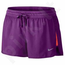 Bėgimo šortai Nike Run Fast Short W 719761-556