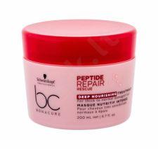 Schwarzkopf BC Bonacure Peptide Repair Rescue, plaukų kaukė moterims, 200ml
