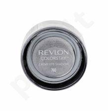 Revlon Colorstay, akių šešėliai moterims, 5,2g, (760 Earl Grey)