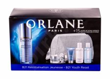 Orlane Youth Reset, B21 Extraordinaire, rinkinys veido serumas moterims, (Facial Serum 30 ml + Day Care 7,5 ml + Absolute Skin Recovery Mask 15 ml + prausiamasis pienelis 50 ml + Cleansing Care 50 ml)