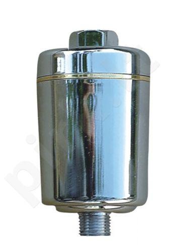 Filtras FJ-BS2 dušui (chromuotas)