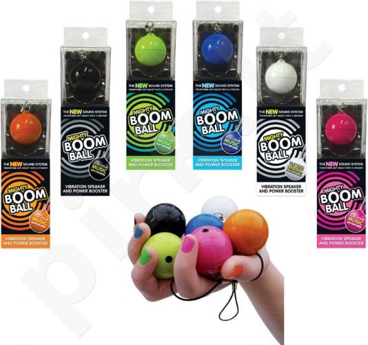 "Garso sistema ""Mighty Boom Ball"""