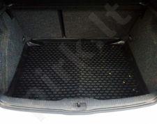 Guminis bagažinės kilimėlis VW Golf IV hb 1998-2004 black /N41004