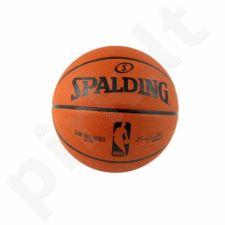 Krepšinio kamuolys Spalding NBA Gameball Replica